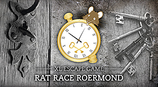 XL Escape Room bij de Graasj!